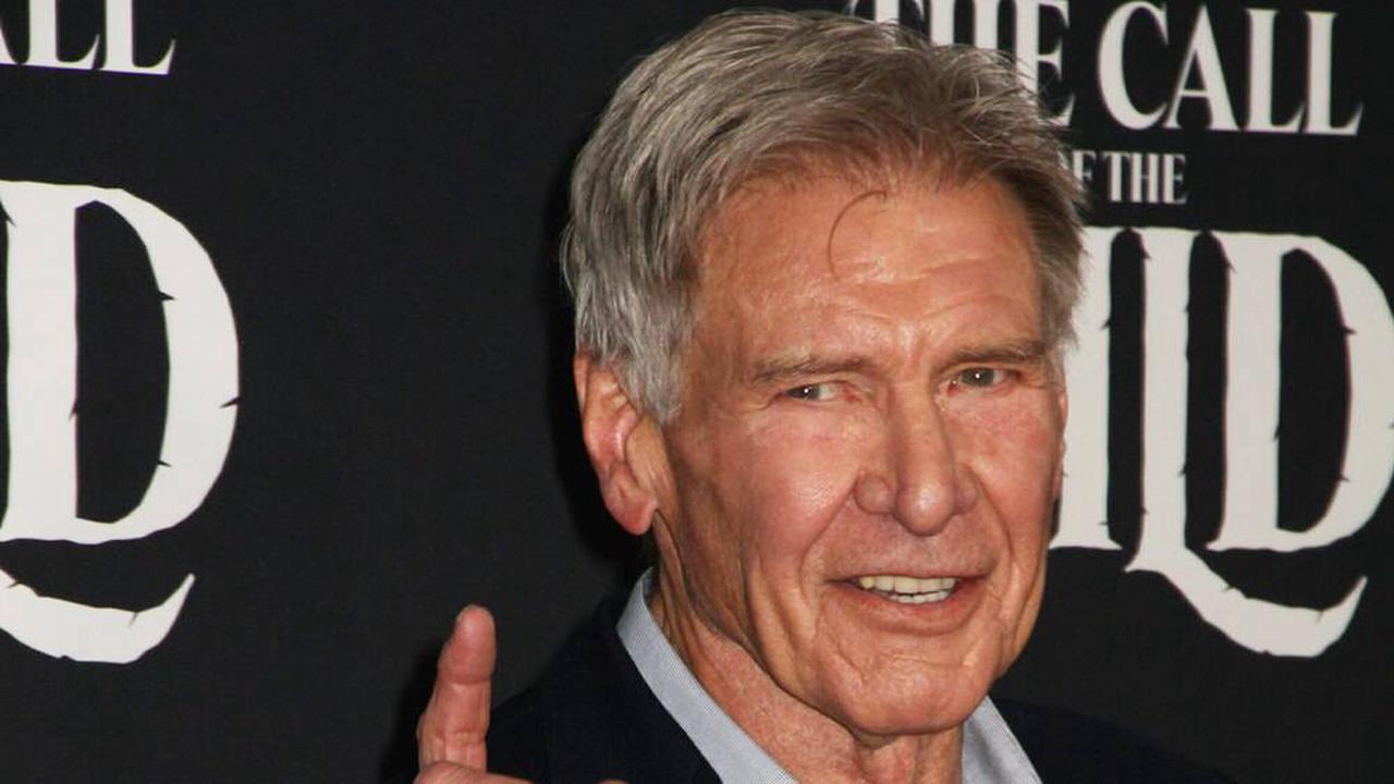 Erstes Foto vom Set: Harrison Ford ist als Indiana Jones zurück