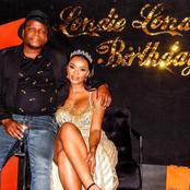 Fans react to Londie London thanking her baby daddy.