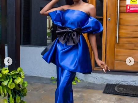 BBN: Fans react to beautiful new photos of BBN Wathoni, as she launches book