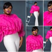 Fans React As Funke Akindele Shares Stunning Pictures On Instagram (See Photos)