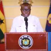 Summary of President Nana Akufo Addo's 24th National Address