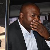 Former Sports CS Rashid Echesa Reportedly Goes Into Hiding Moments After Slapping IEBC Official
