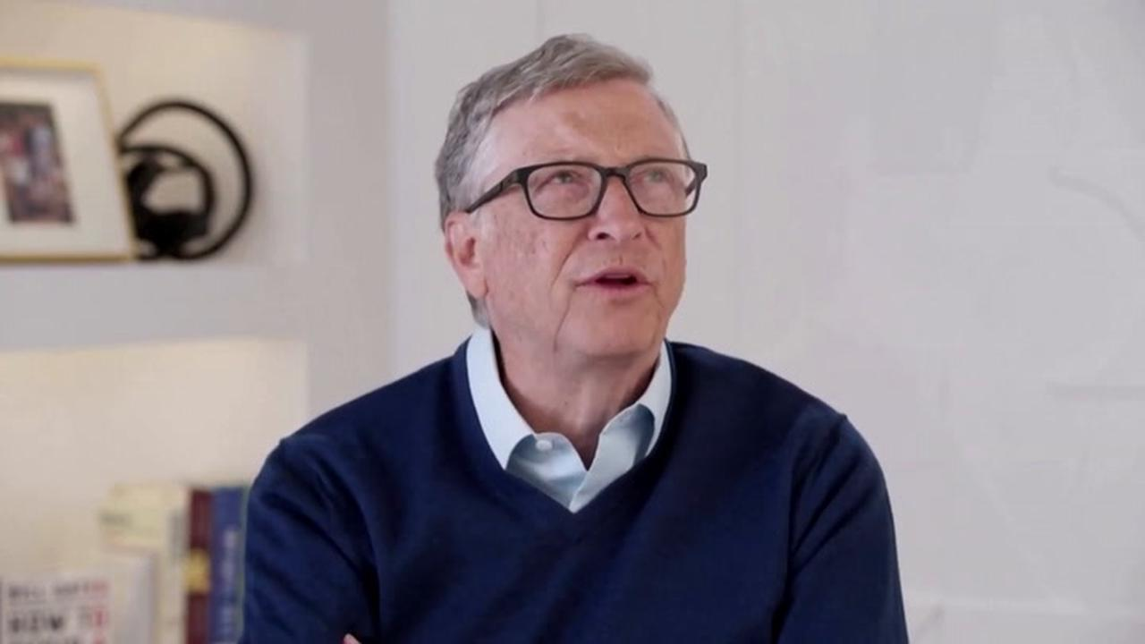 Bill Gates recalls how his Valentine's Day dinner was ruined by a piece of chilling news