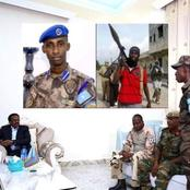 Outgoing Somali President Met With Former Al-Shabaab Millitant Hours Before Being Named Police Commander