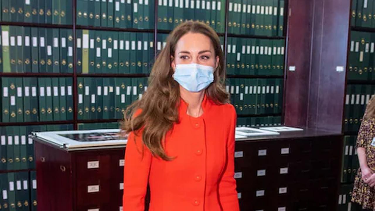 Duchess of Cambridge sparks treasure hunt to find hidden lockdown picture books