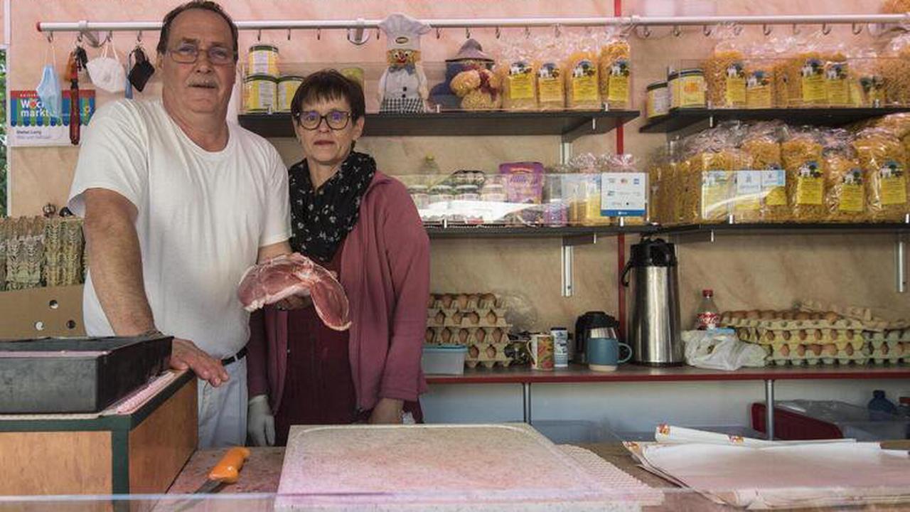 Gabriele und Stefan Lorig bringen Fleisch- und Wurstwaren nach Kaiserslautern - Der Wochenmarkt