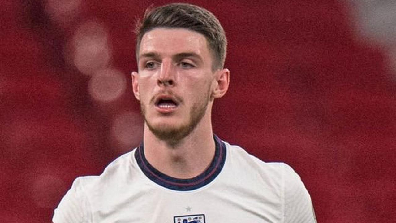 Man Utd 'to explore Declan Rice transfer deal' in Jesse Lingard negotiations with West Ham