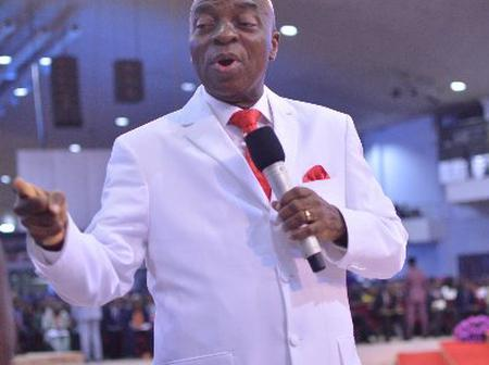 Bishop Oyedepo Reveals His Secret Of Success