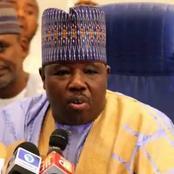 Ex-PDP National Chairman Returns, Announces Interest in APC's Chairmanship Position
