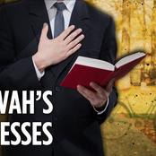 Real reason why Jehovah's witnesses have stopped preaching from door to door