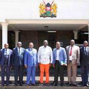 Maneno Tupu! Kenyans Gang Up Against Dp Ruto over His Meeting at Karen
