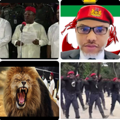 IPOB and Eastern Governors at loggerhead over Ebube Agu security outfit