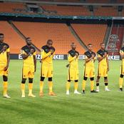 Kaizer Chiefs Confirm Starting Lineup Against Cape Town City!