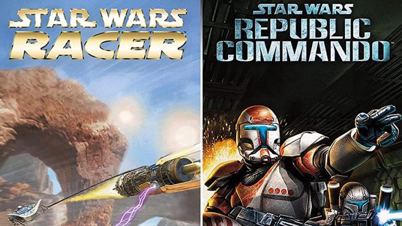 Star Wars : une compilation annoncée par mégarde sur PS4 et Switch, Star Wars Racer dans le lot