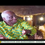 KSM Show: I become a Christian through Florence Yeboah when I was at Nfantsipim - Tsatsu Tsikata