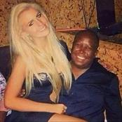 Social Media Reacts To Julius Malema's Picture With A White Woman