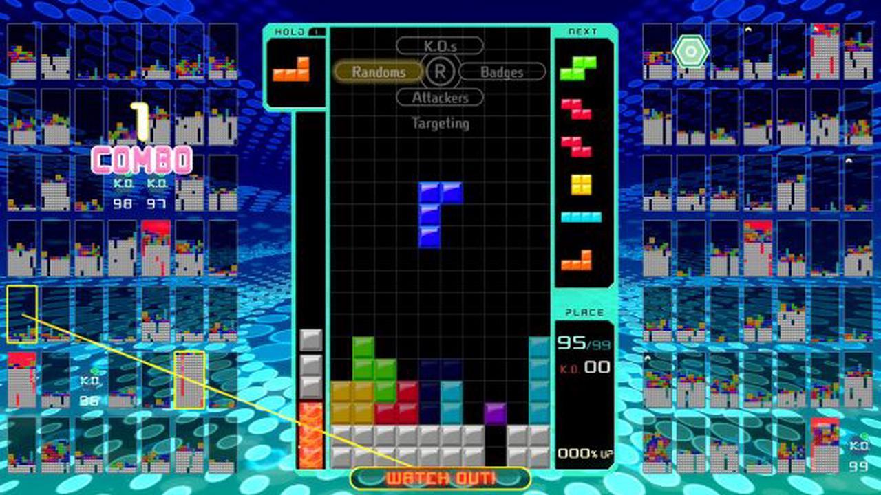 Tetris 99 fêtera le 35ème anniversaire de Mario ce weekend