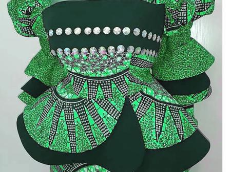 Check out 30 Elegant Ankara Aso-ebi For Married Women To Try Out (Photos)
