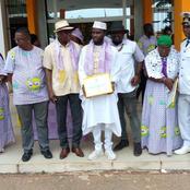 Distinction: l'homme d'affaires ivoirien David Donicho Sékongo reçoit deux prix en une semaine