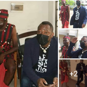 Insolite/Nigeria: convoqué, un activiste se présente devant le juge accompagné par son féticheur