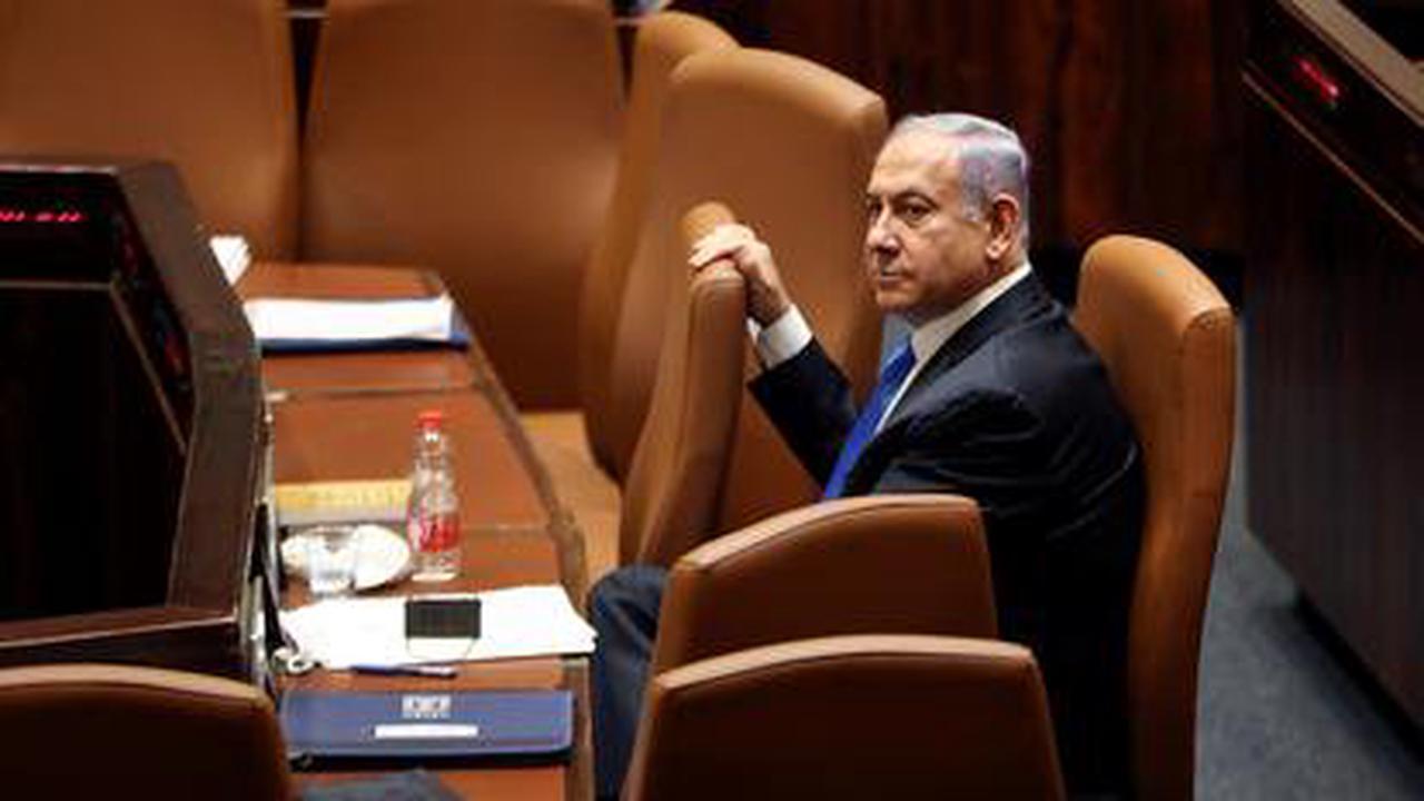 VIDÉO. Israël : Netanyahou promet de «renverser le gouvernement» dès que possible