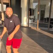 Cassper Nyovest left fans in stitches with his recent dance moves and facial expressions.