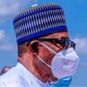 President Muhammadu Buhari Has Ordered Compulsory Use Of Face Masks In Public (See Penalty)