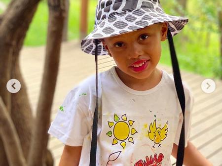 Fans gushes over Kairo Forbes recent pictures.