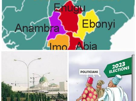 Opinion: The Southeast Geopolitical Zone And The Race To Aso Rock