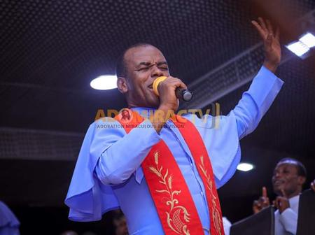 I am A Priest, King And A Prophet, I Owe Nobody Apology-Mbaka