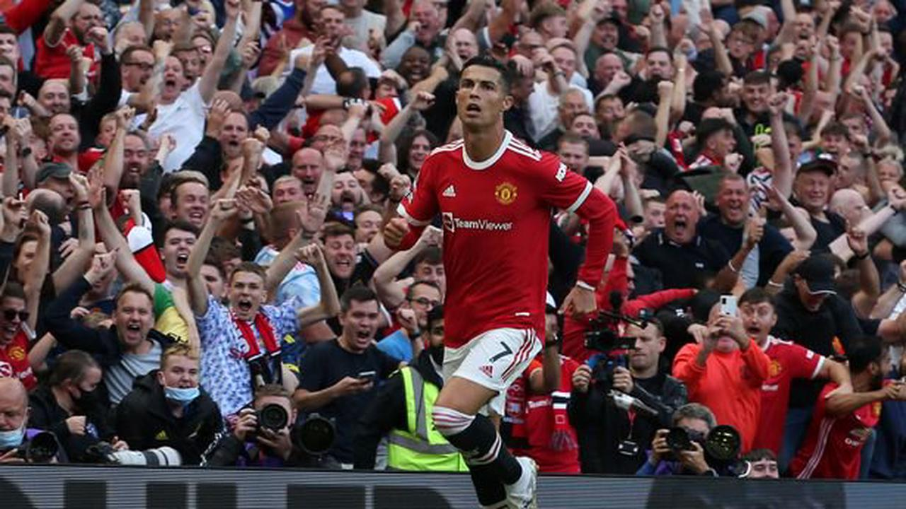 The remarkable stats behind Cristiano Ronaldo's Manchester United return