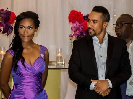 Photos: Meet Majid Michel's Gorgeous Wife,