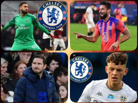 Transfer Updates From Chelsea