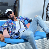 Reactions as Neo poses in new photos