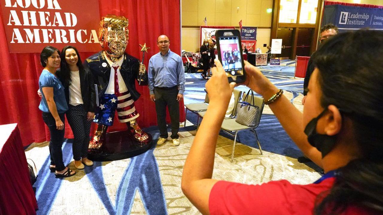Trump set to return to the spotlight with CPAC speech