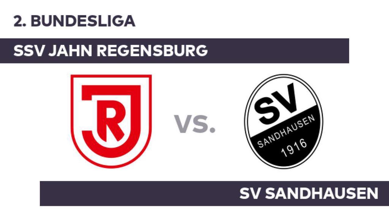 SSV Jahn Regensburg - SV Sandhausen