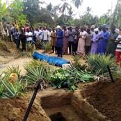 Pastor who converted to Islam buried in Akwa Ibom (Photo)