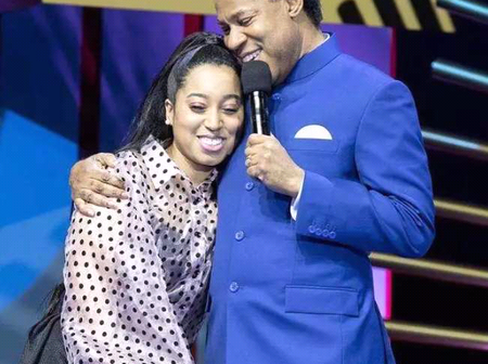 See Photos Of The 'Epitome Of Beauty' Pastor Chris Oyakhilome Is Blessed With In Form Of A Daughter