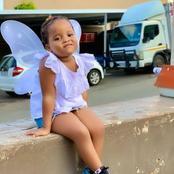 Sbahle Mzizi junior De Rocka's daughter left astonishing pictures of her looking gorgeous