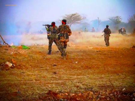 Heavy Explosions & Deadly Gunfight Fill The Air as Al-Shabaab Attacks AMISOM Troops, Causalities