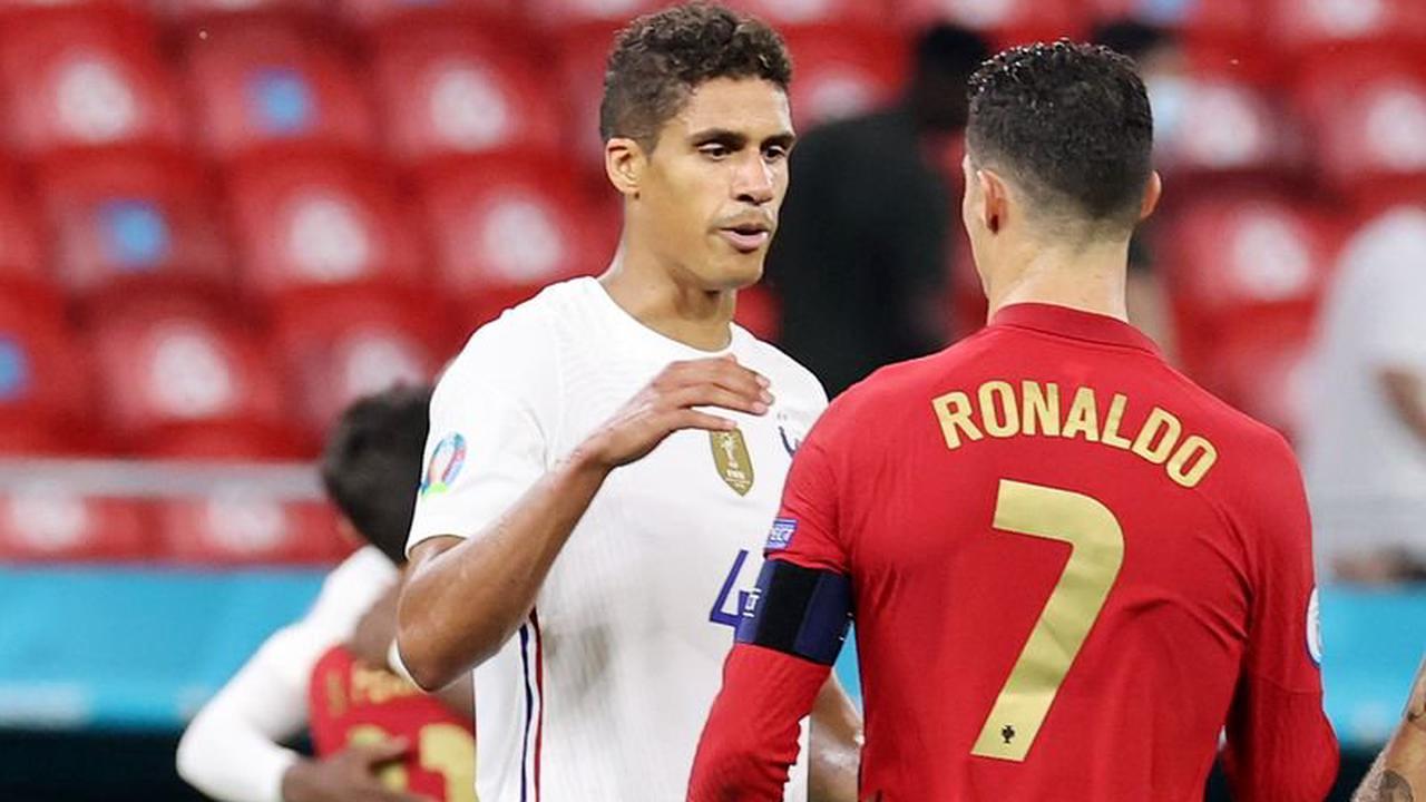 Football : Raphaël Varane se dirige vers Manchester United