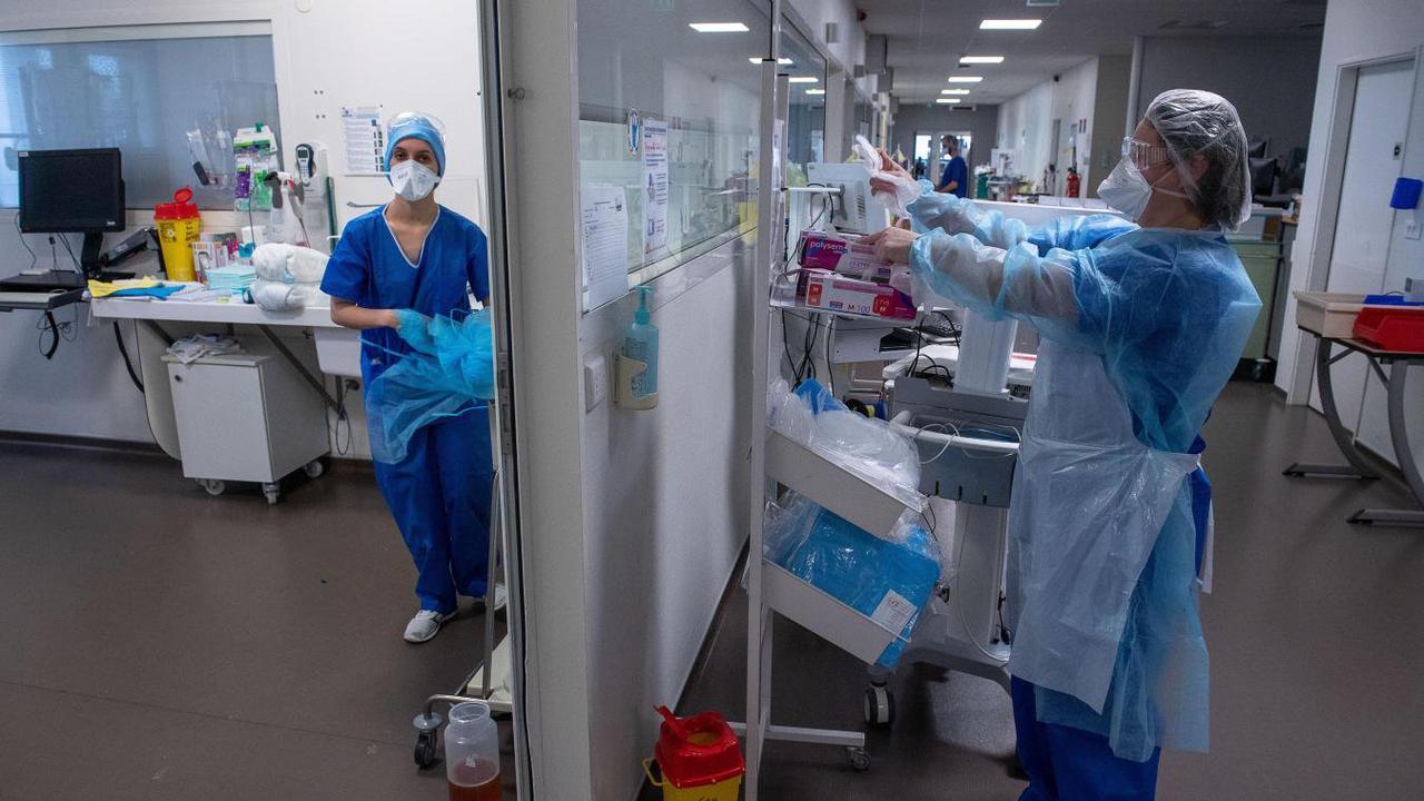 Appel à la grève de SUD et de la CGT ce mardi, à l'hôpital de Valenciennes