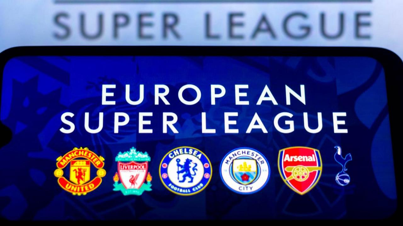 Juventus, FC Barcelona and Real Madrid hit out at 'intolerable' Uefa pressure to abandon European Super League