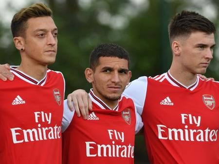 REPORTS: Arsenal midfielder 'undergoes medical' ahead of exit