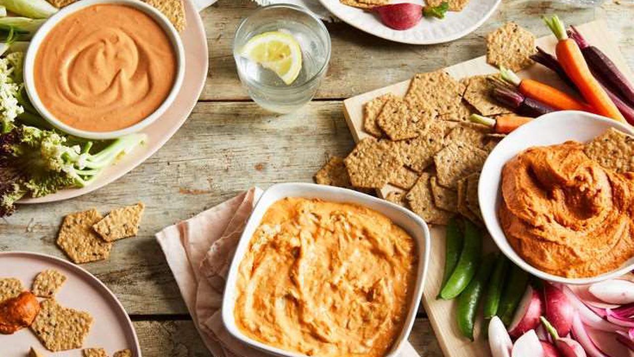 Trader Joe's 11 Best Dips For Better Snacking