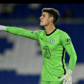 See fans reactions after Kepa's Howler against Luton in the FA Cup tie.