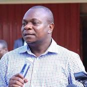 Phillip Etale Clears the Air About a Possible Coalition Between Ruto and Raila