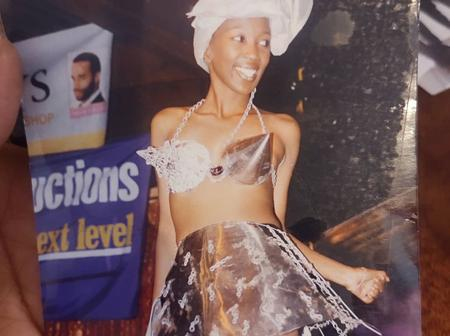 TBT: Singer Wahu Kagwi Shares a Photo of Herself in an Outfit That Nameless Made for Her.