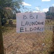 Reggae Stopped! Kenyans React Over Empty Seats At BBI Launch In Eldoret