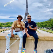 Friendship made In Naija, blossoming in Europe; the bromance story of two young Nigerian footballers